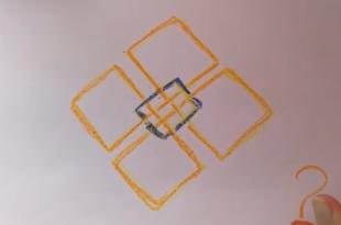 Vierkanten vlechten